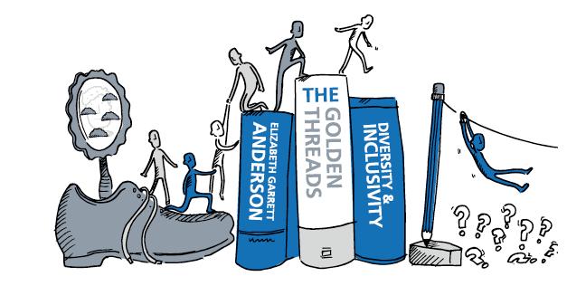 NHS Leadership Academy Digital illustration