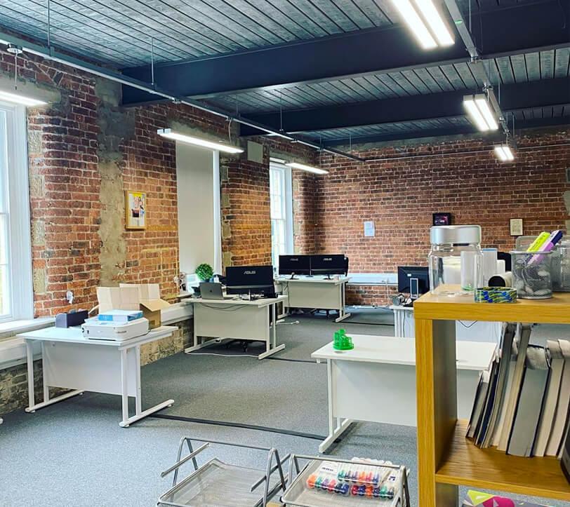 Reach Studios Office, Sheffield