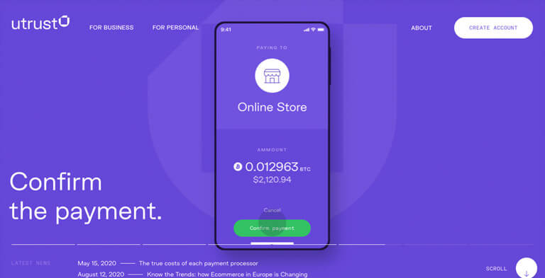 crypto payment gateway