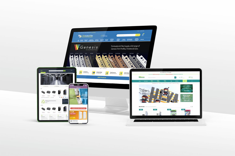 Reach Studios eCommerce Magento Clients