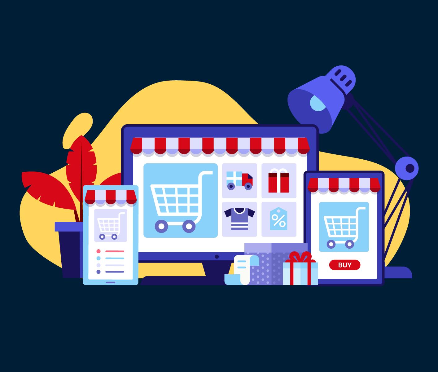 Online Shopping Blog