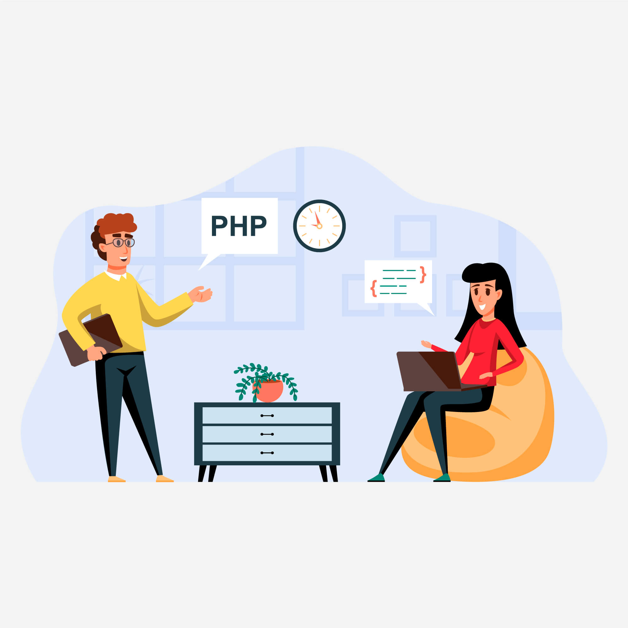 Developer code review
